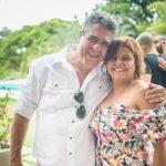 Maria Regina e Carlos Vinicius